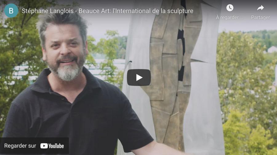 Stéphane Langlois, Beauce Art 2018